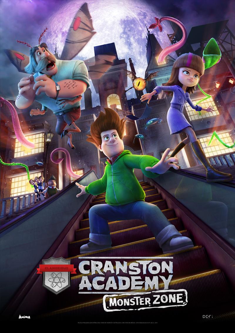 Monster Zone Poster
