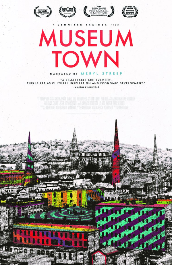Museum Town Poster
