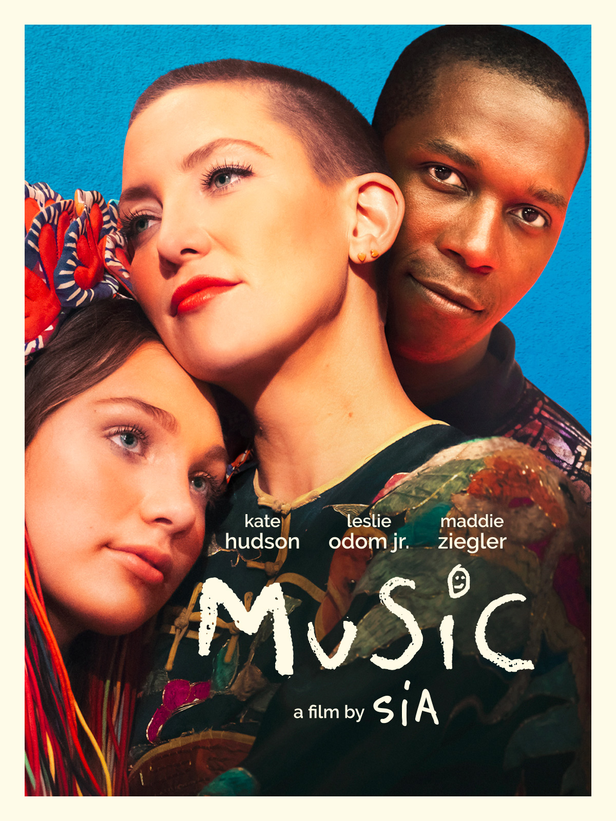 Final Official Trailer for Sia's 'Music' Movie Featuring Kate Hudson |  FirstShowing.net