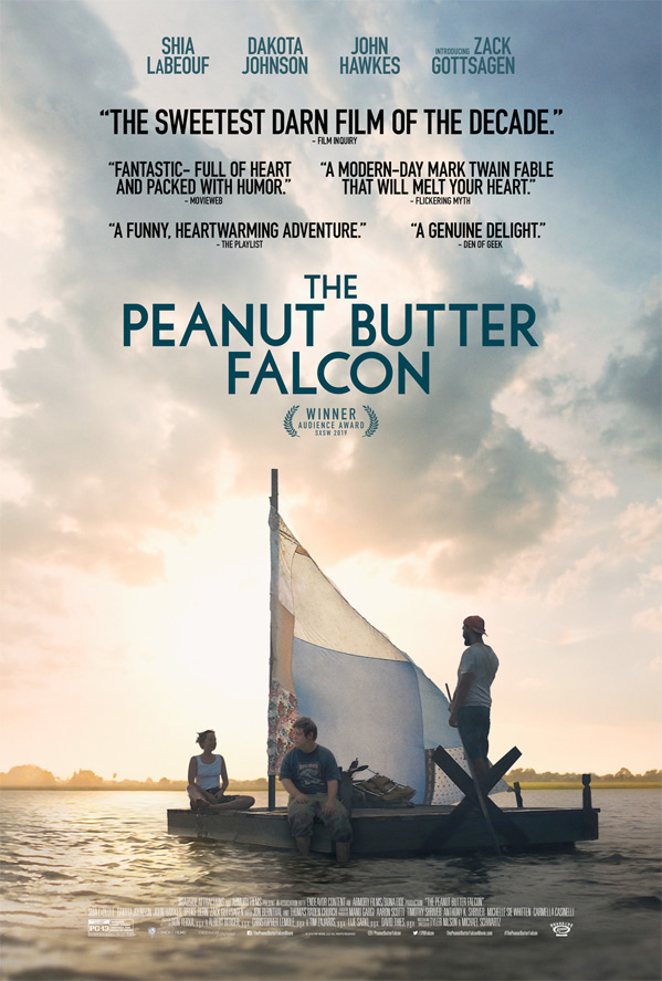 The Peanut Butter Falcon Poster