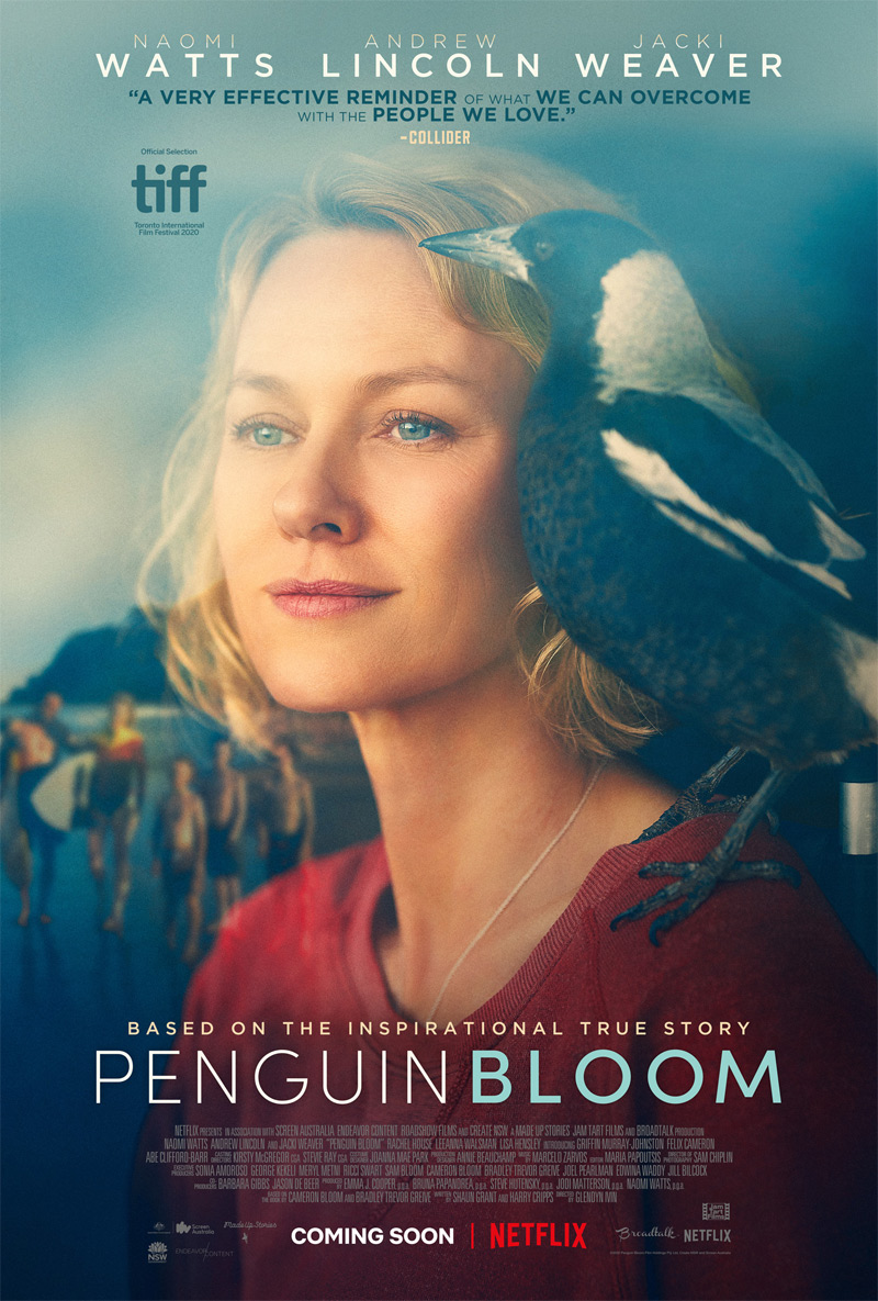 Penguin Bloom Poster