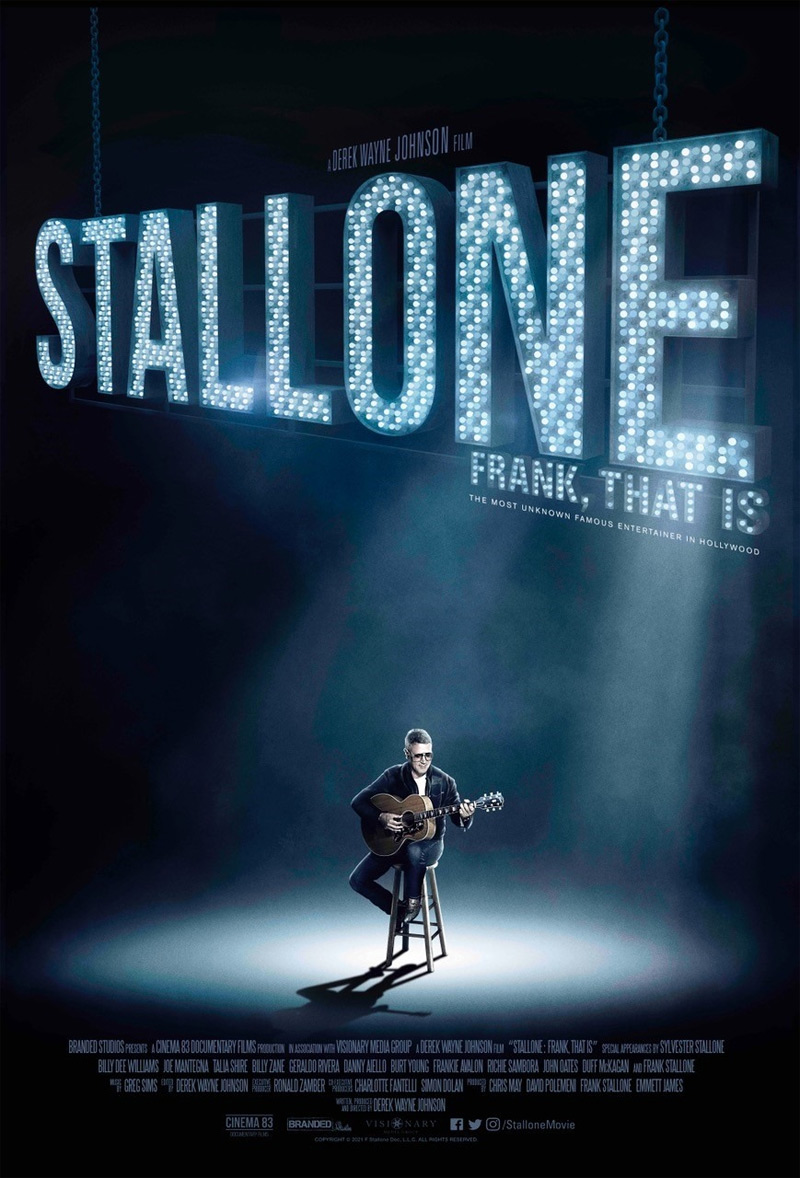 Stallone: Frank, That Is Poster