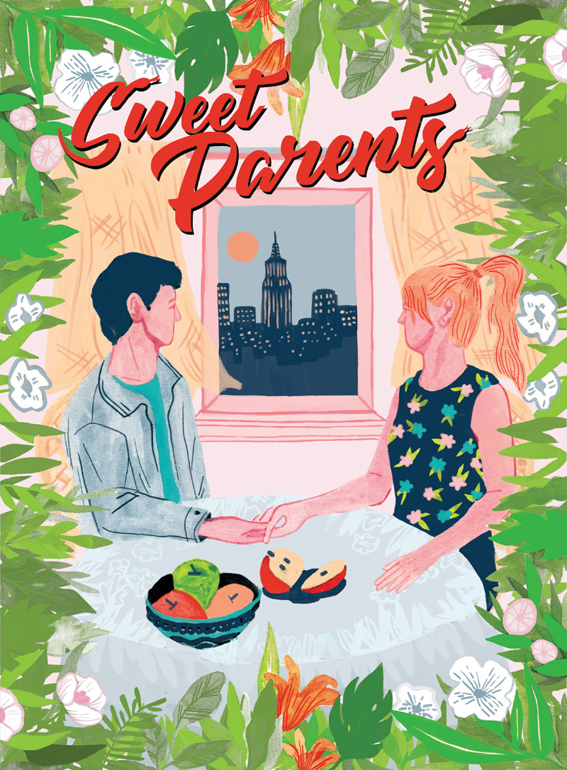 Sweet Parents Poster