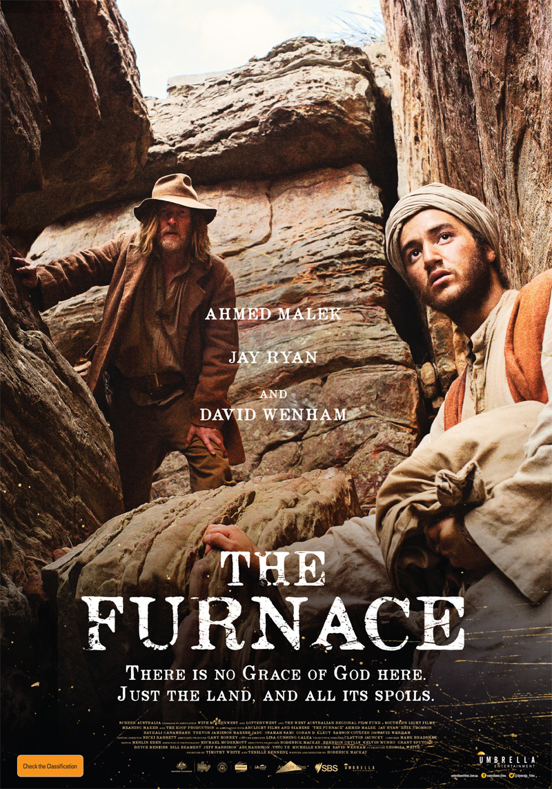 The Furnace Poster