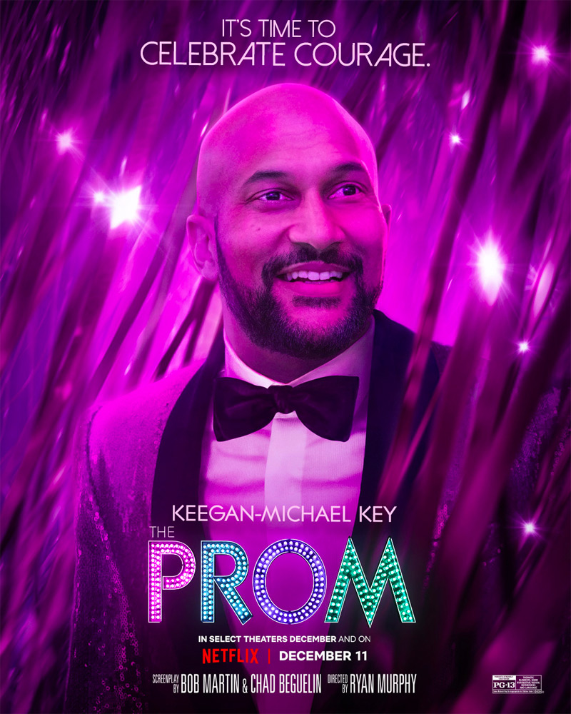 The Prom Poster - Keegan-Michael Key
