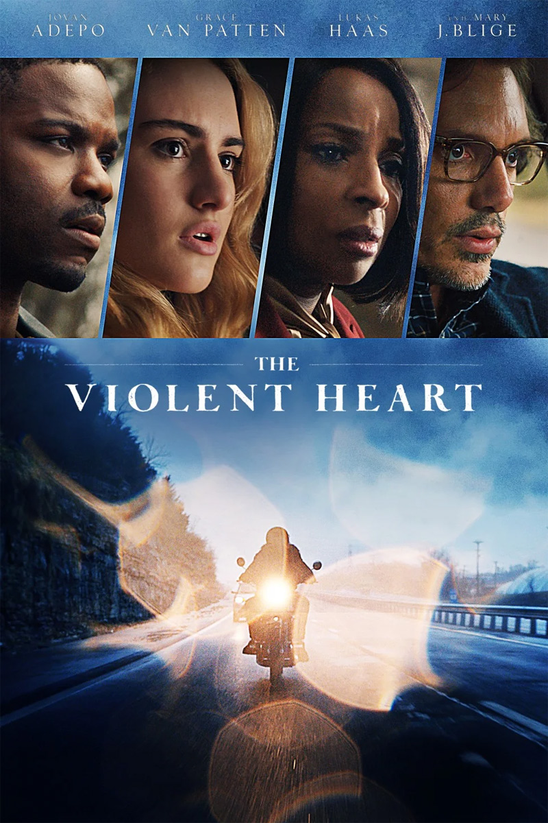 The Violent Heart Poster