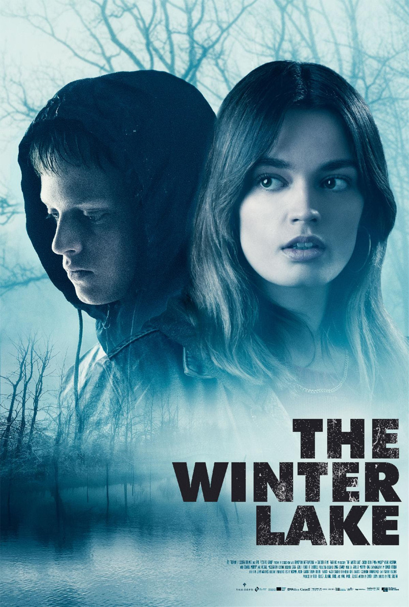 The Winter Lake Poster