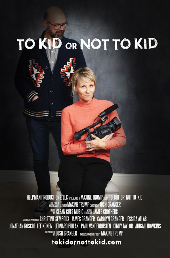 To Kid or Not To Kid Poster