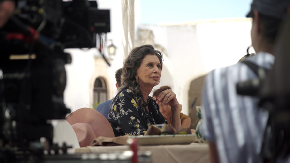 What Would Sophia Loren Do Film