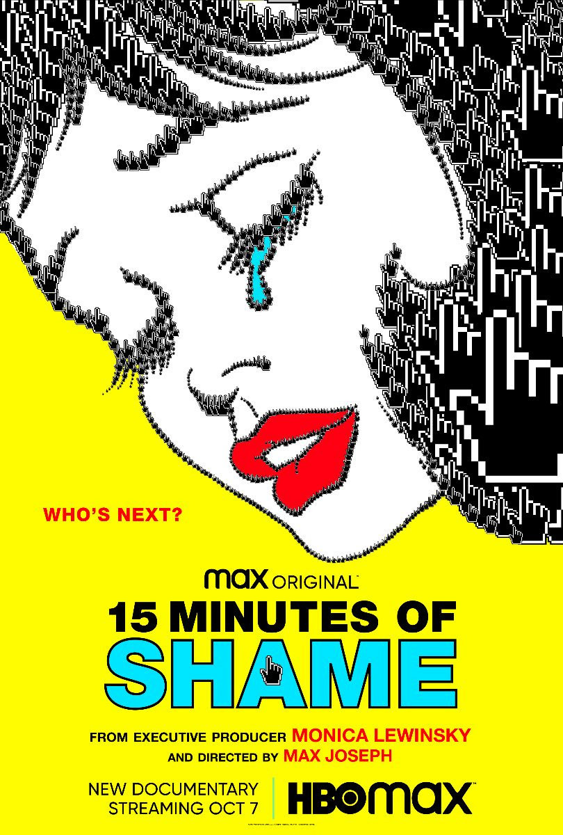 15 Minutes of Shame Poster