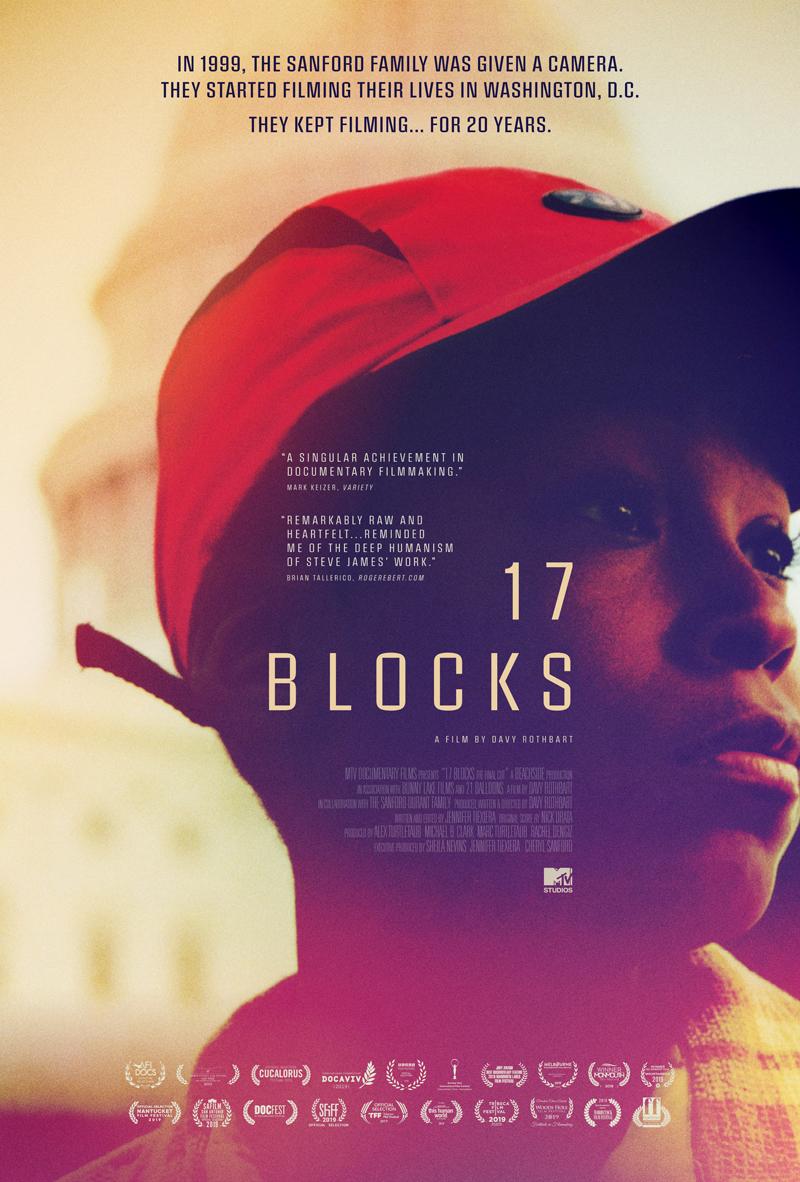 17 Blocks Poster