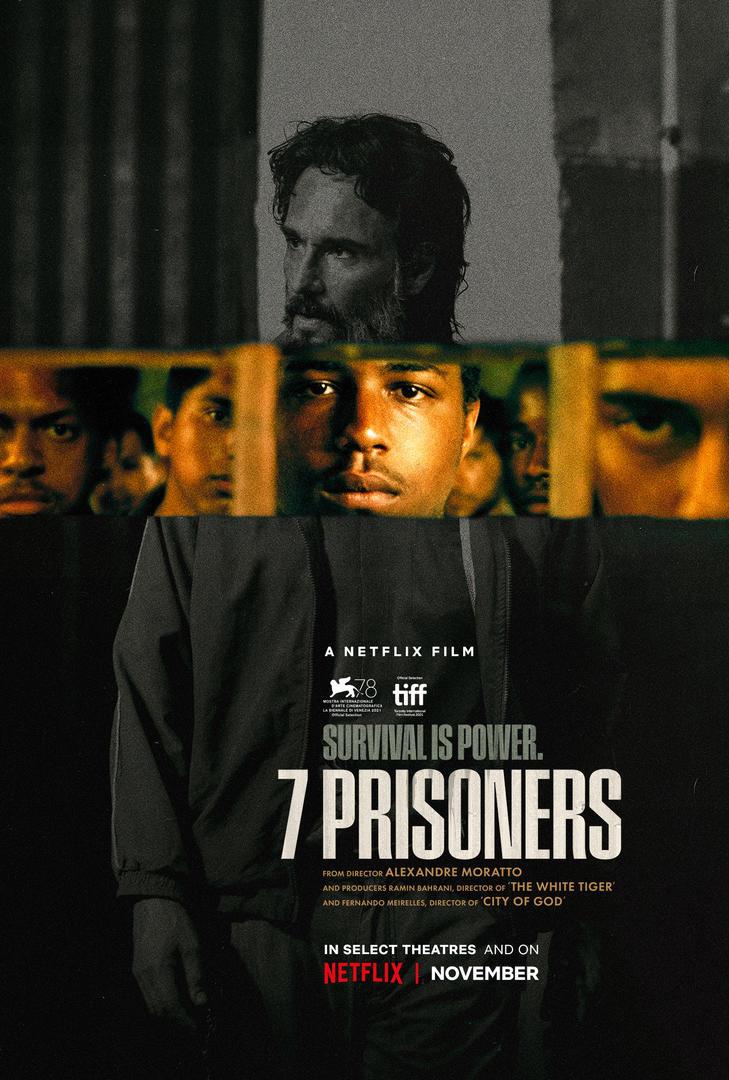 7 Prisoners Poster