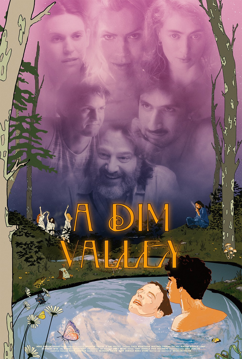 A Dim Valley Poster