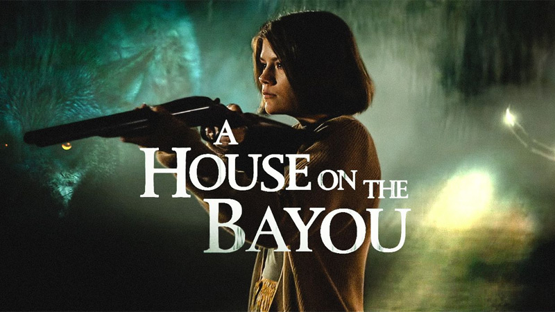 A House on the Bayou Poster