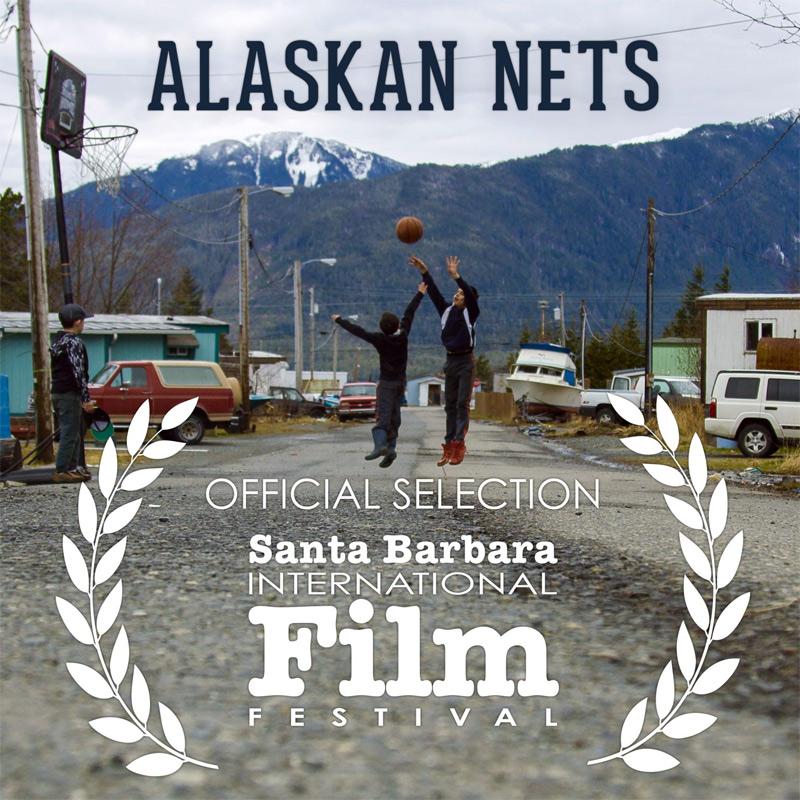 Alaskan Nets Poster