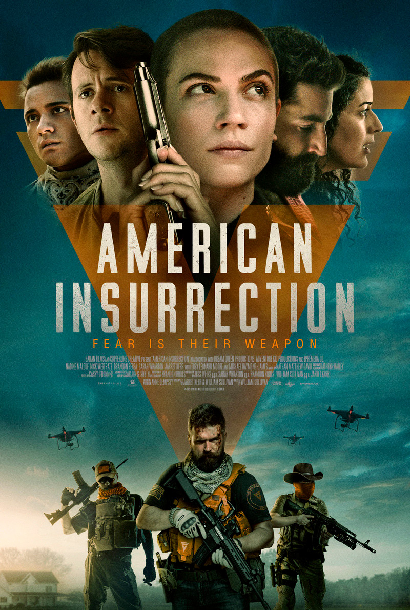 American Insurrection Poster
