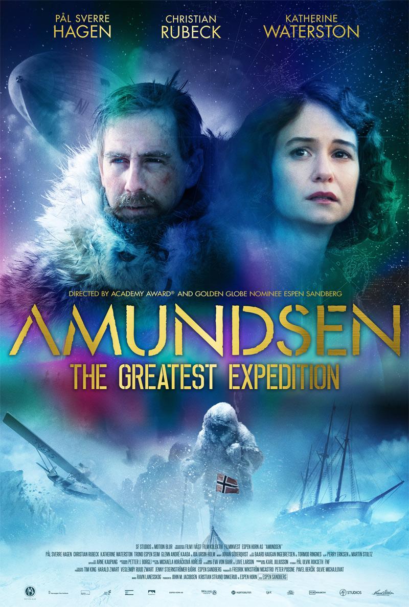 Amundsen: Największy plakat wyprawy
