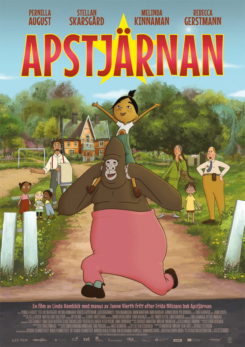 Ape Star Poster
