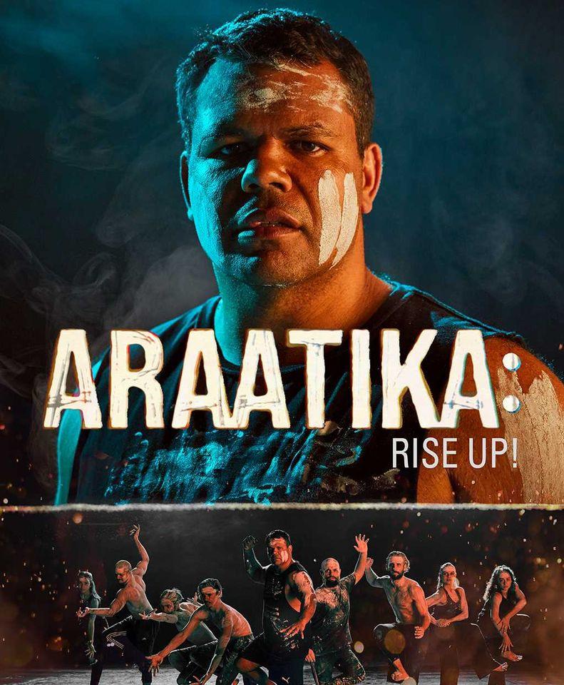 Araatika: Rise Up! Poster