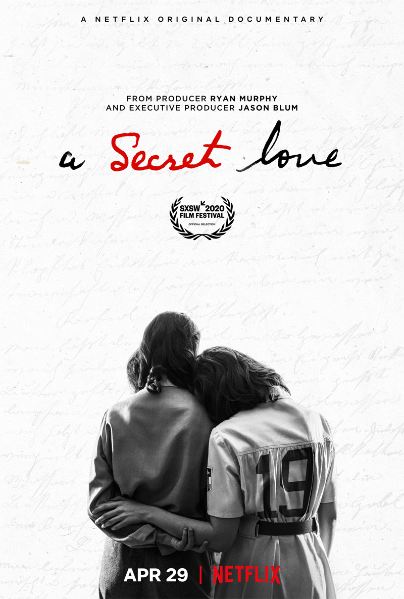 A Secret Love Doc Poster