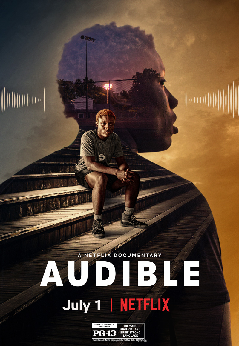 Audible Doc Poster