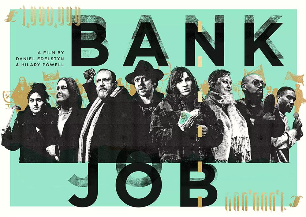 Bank Job Doc Poster