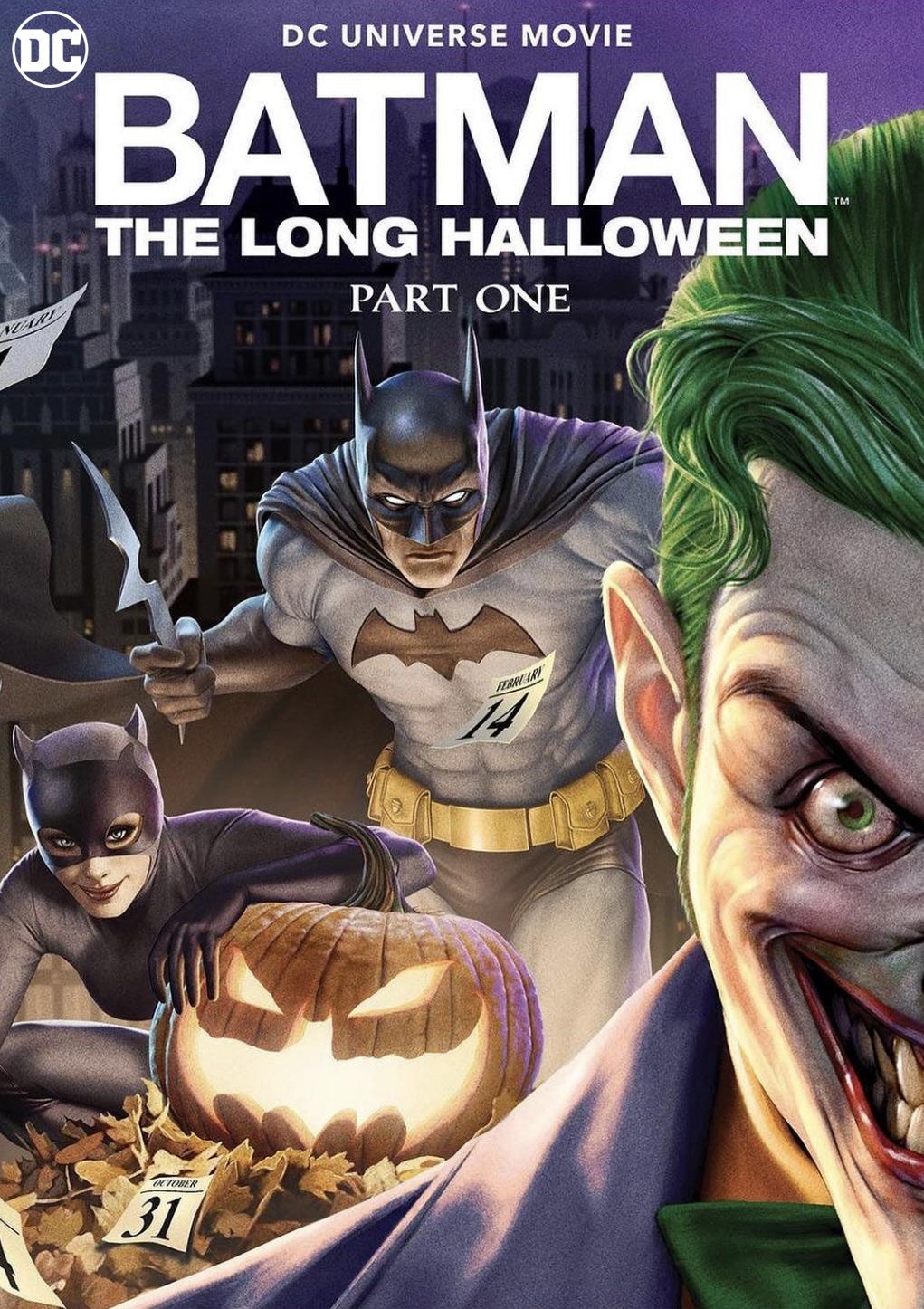 Batman: The Long Halloween Poster