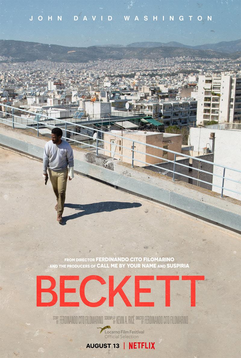Beckett Trailer