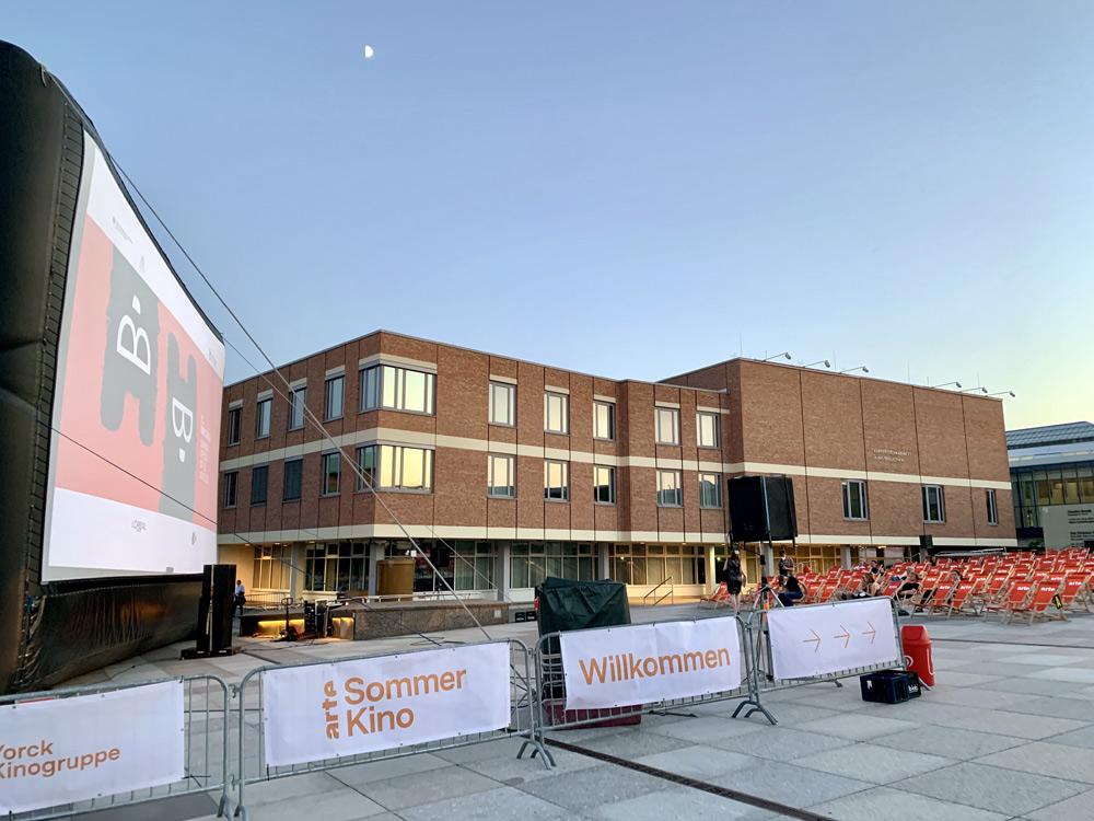 Berlinale 2021 - Outdoor Cinema