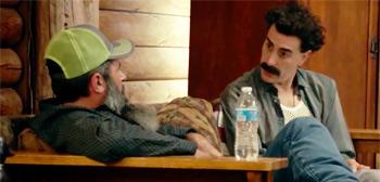 Borat Supplemental Reportings Trailer