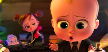 The Boss Baby 2: Family Business Trailer