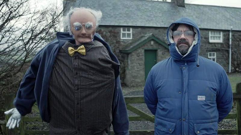 Brian and Charles Short Film