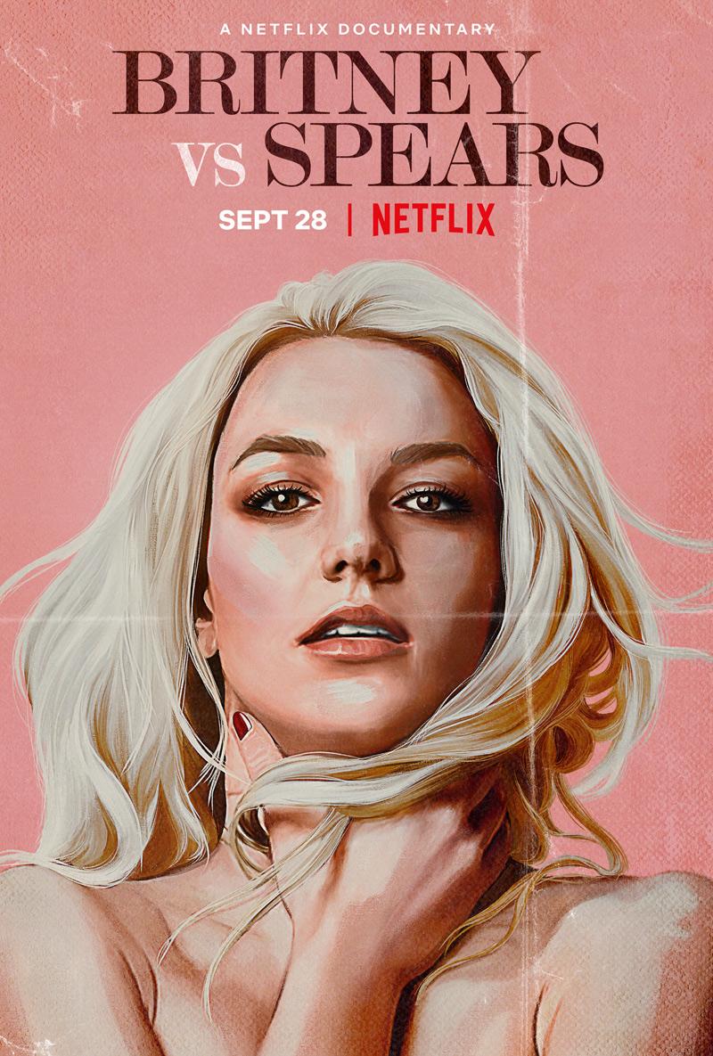 Britney vs Spears Poster