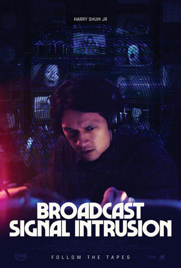 Broadcast Signal Intrusion Poster