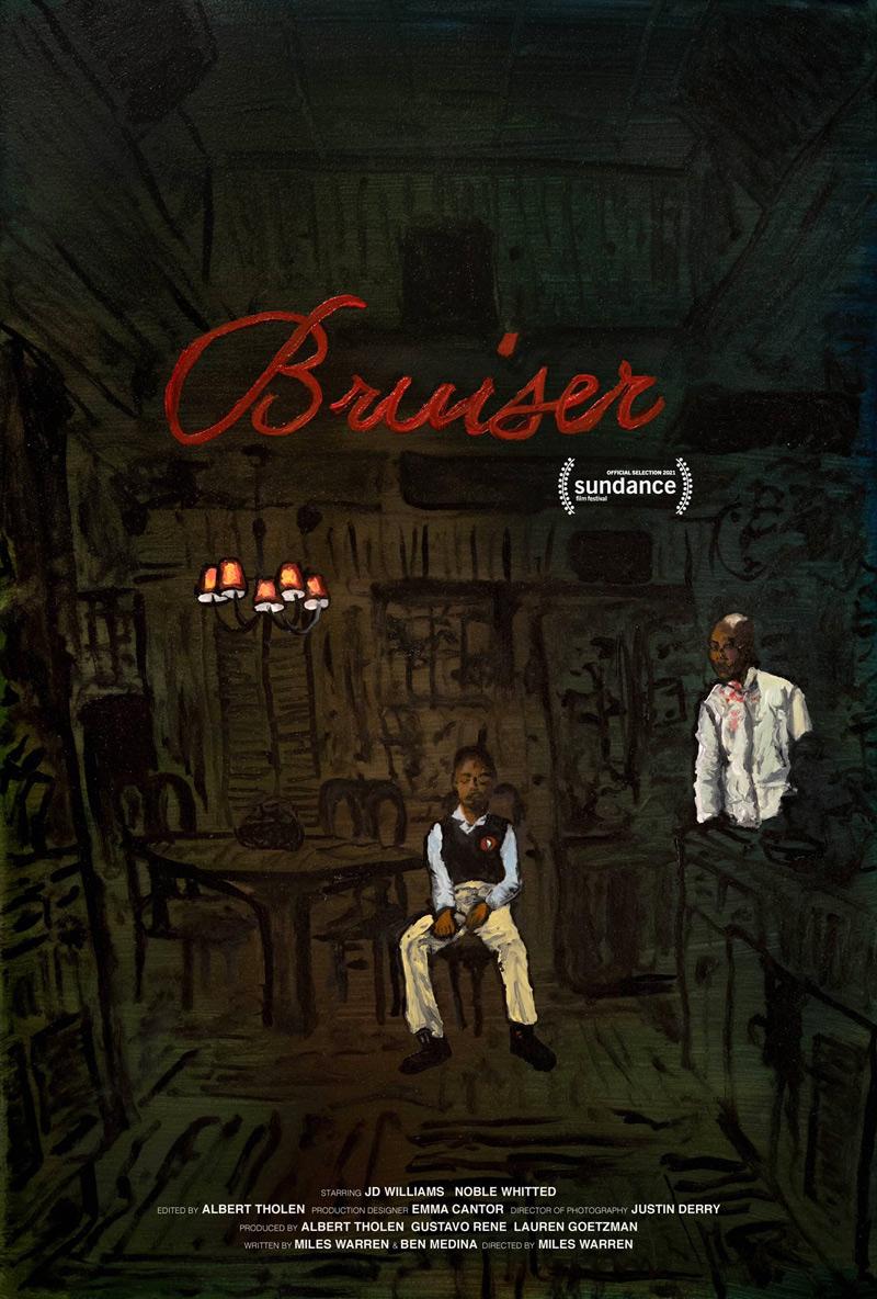 Bruiser Short Film Poster