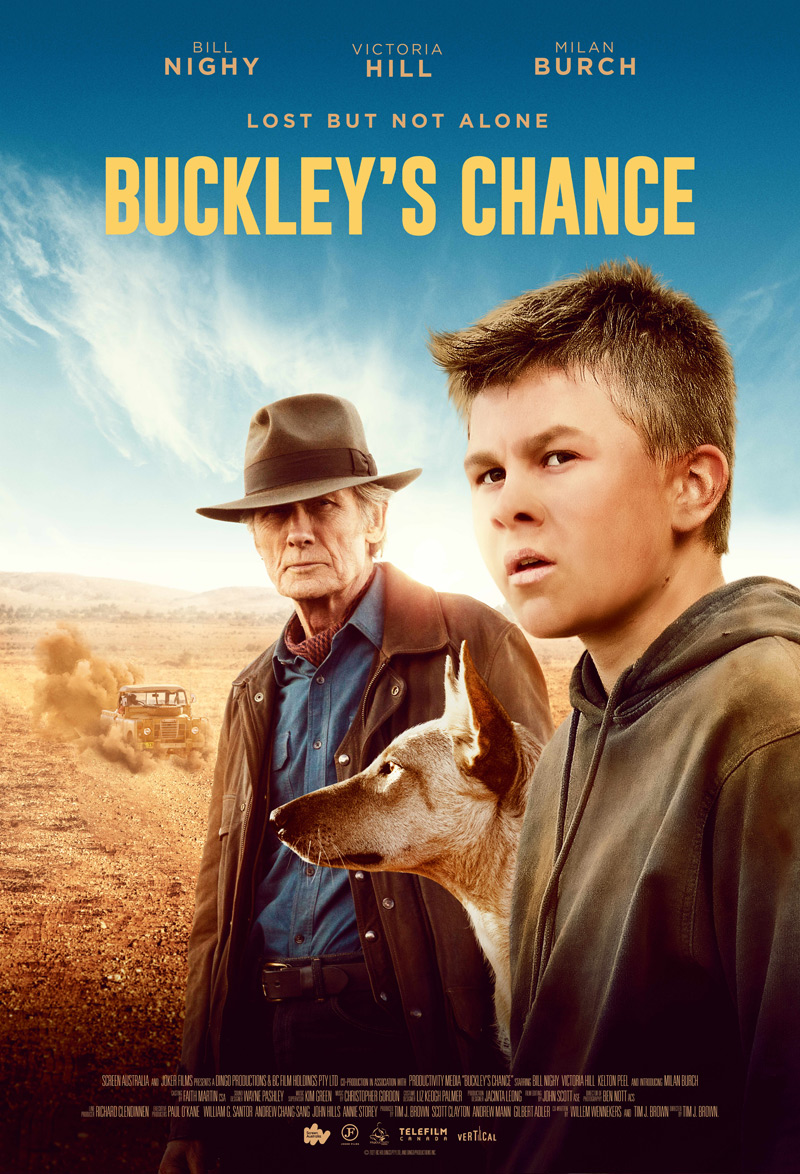Buckley's Chance Poster