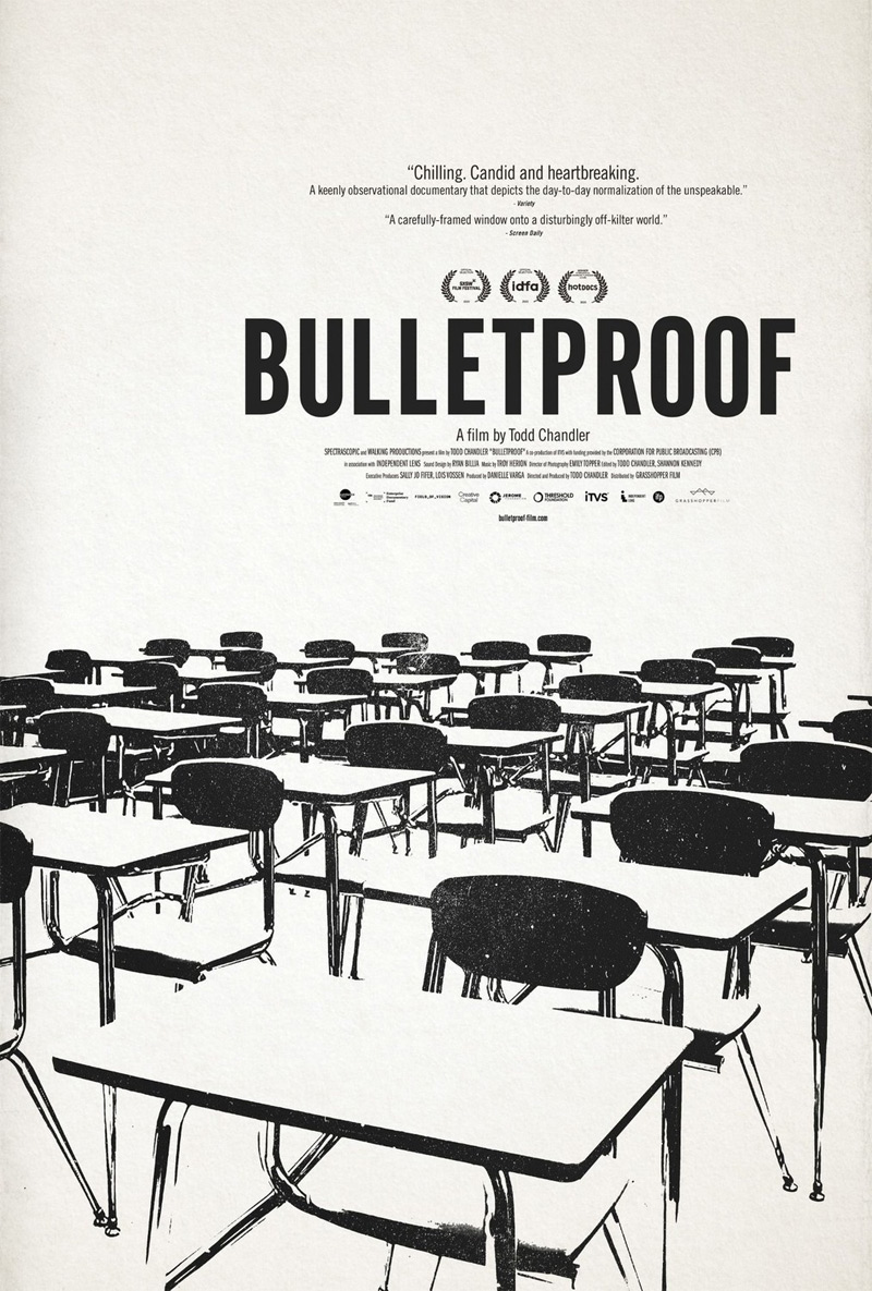 Bulletproof Doc Poster