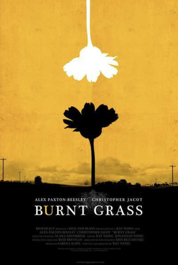 Burnt Grass Short Poster