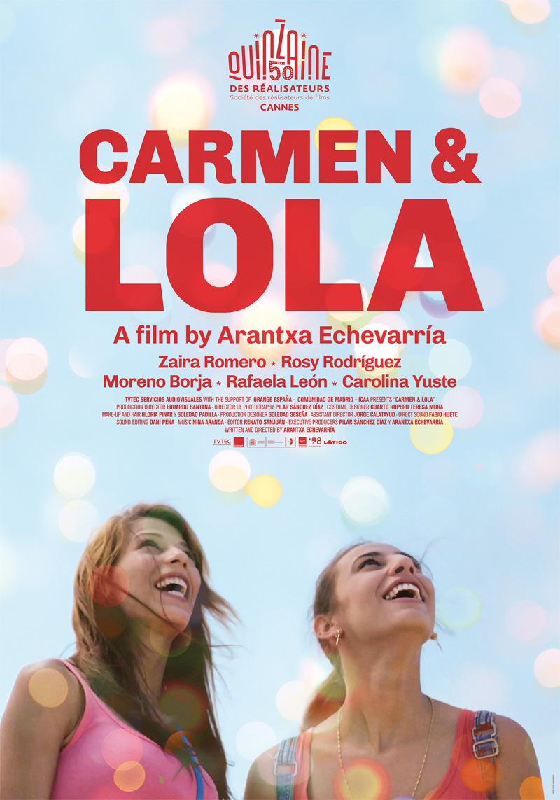 Carmen & Lola Poster