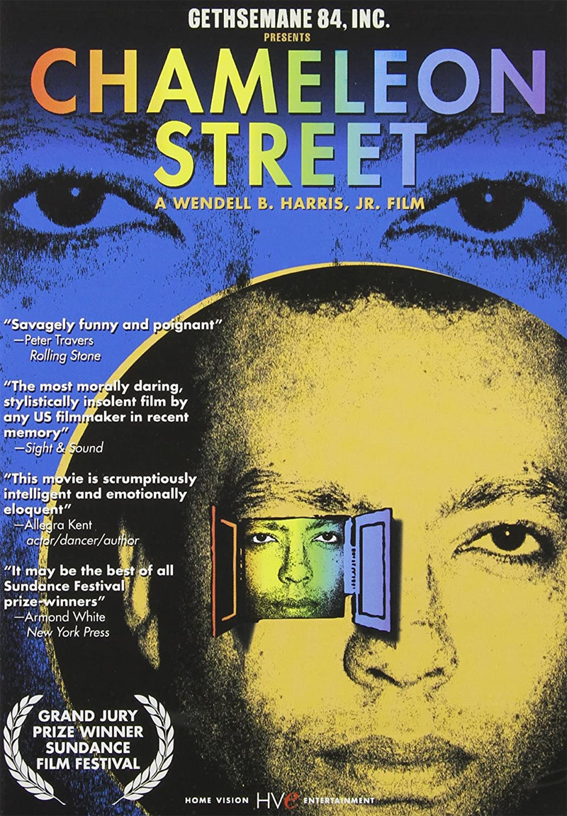 Chameleon Street Poster