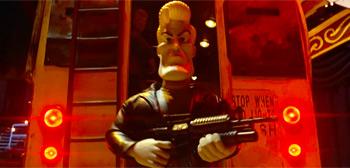 Chuck Steel: Night of the Trampires Trailer