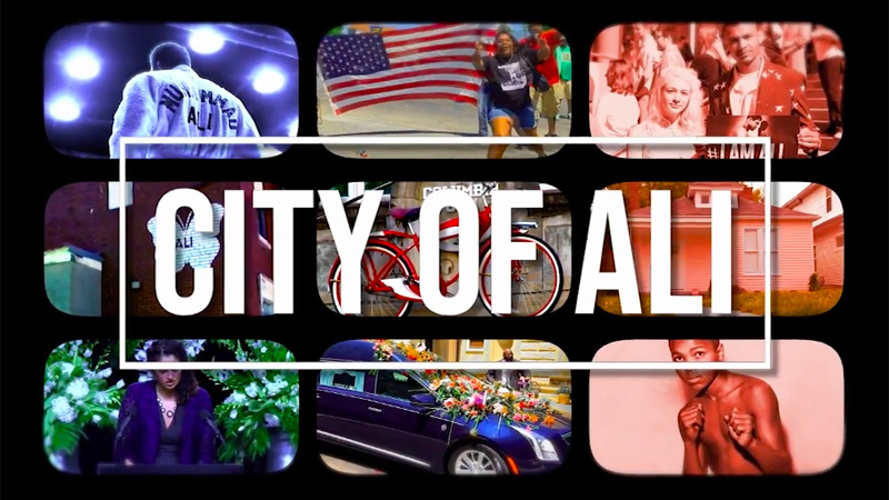 City of Ali Poster