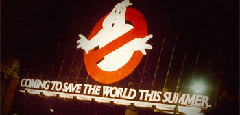 Cleanin' Up The Town: Remembering Ghostbusters Trailer