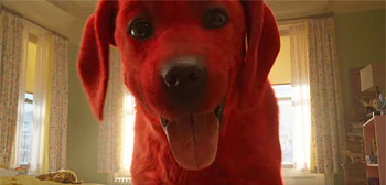 Second Trailer for the Adorable Live-Action 'Clifford the Big Red Dog'