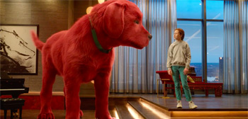 Clifford the Big Red Dog Trailer