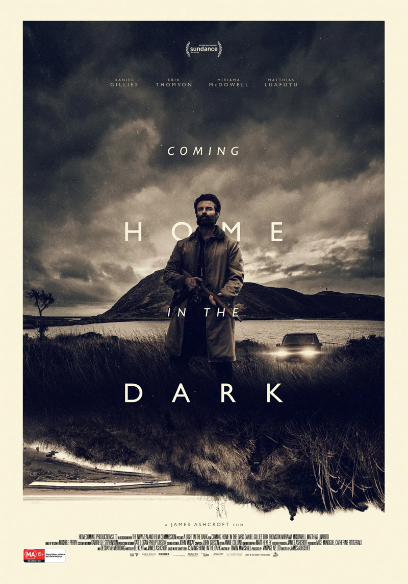 Coming Home in the Dark Poster