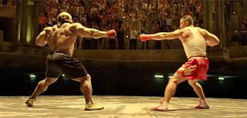 Crazy Fist Trailer