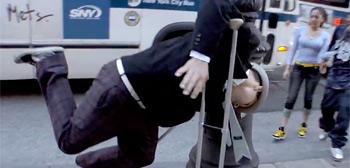 Crutch Trailer