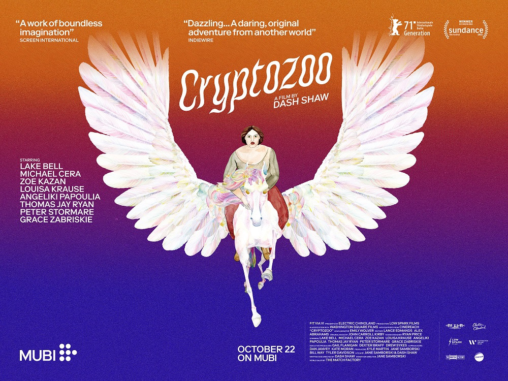 Cryptozoo Poster