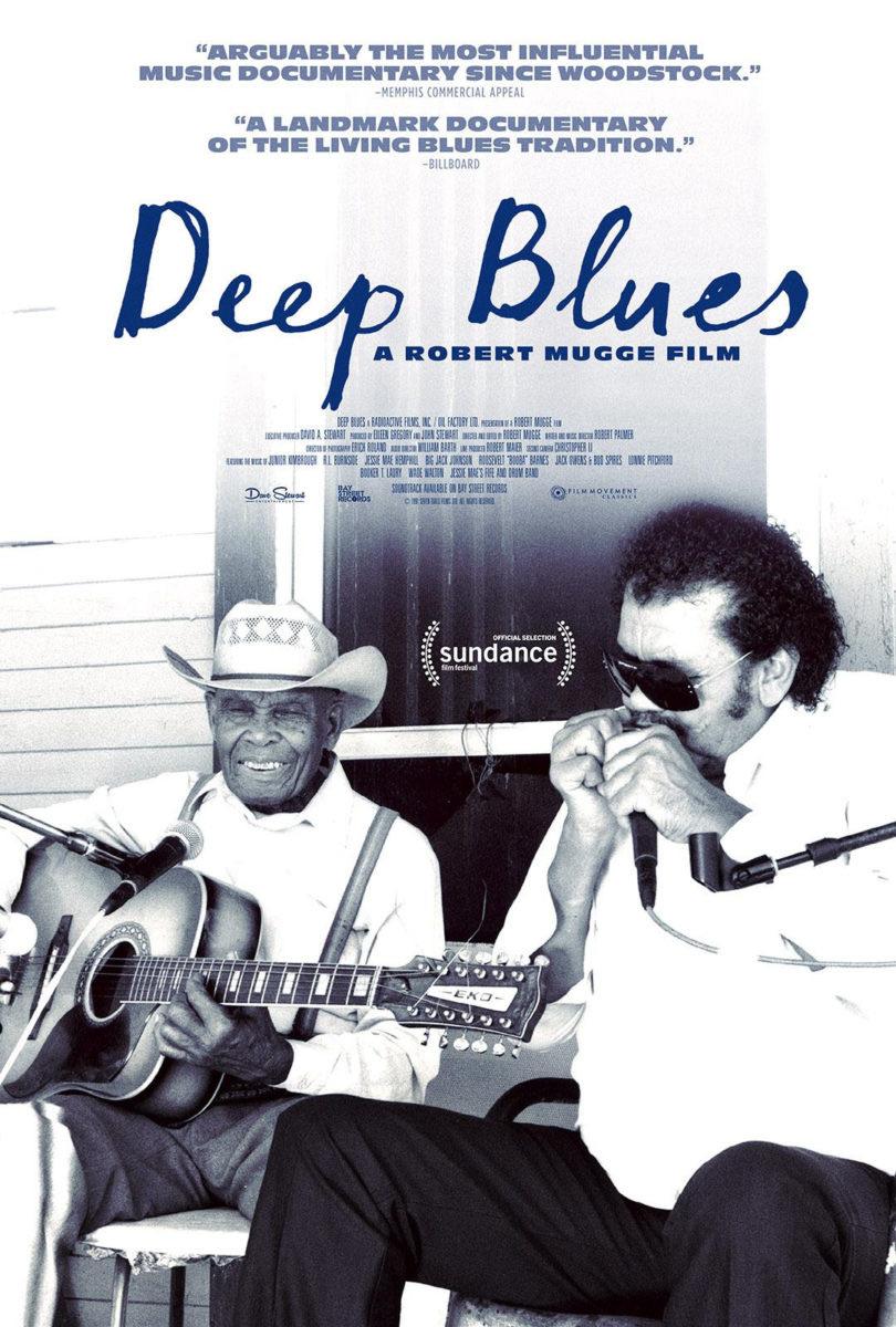 Deep Blues Poster